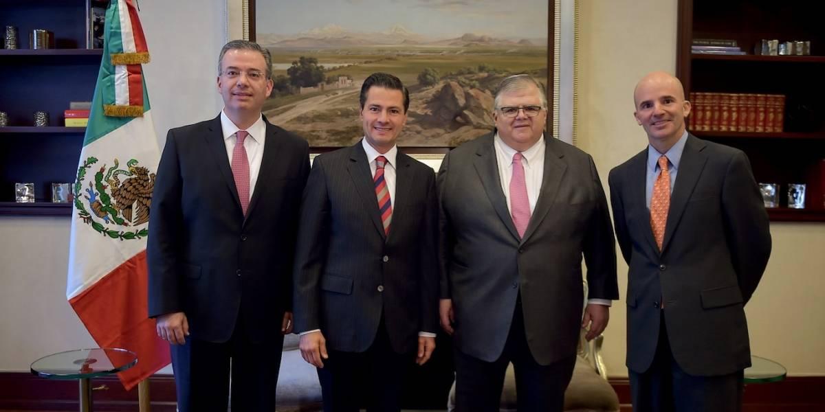 Fortalecer economía, acuerdo entre titulares de Hacienda y Banxico