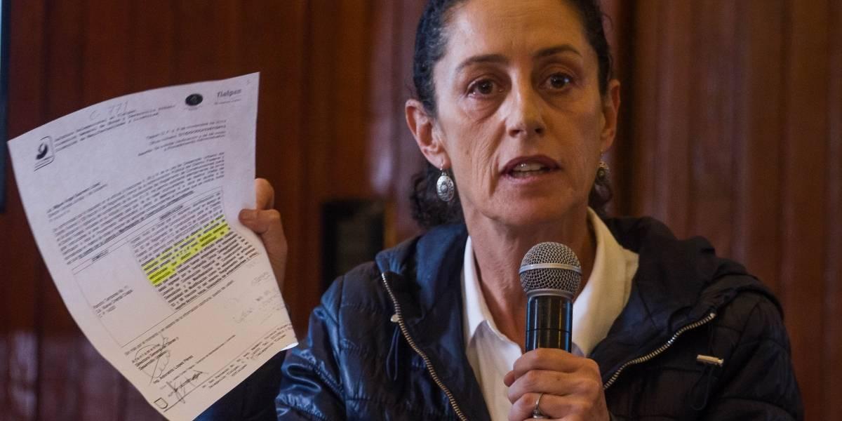 Morena revela 'obscura' encuesta de Sheinbaum; desembolsaron 100 mil pesos
