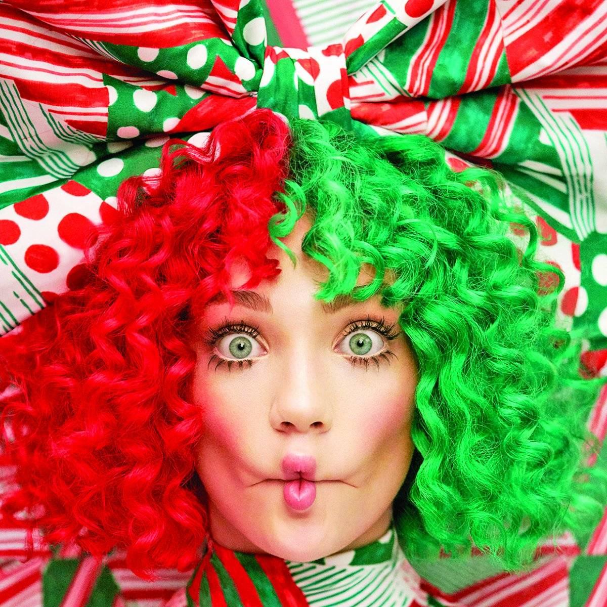 La cantante comparte su espíritu navideño. |cortesía