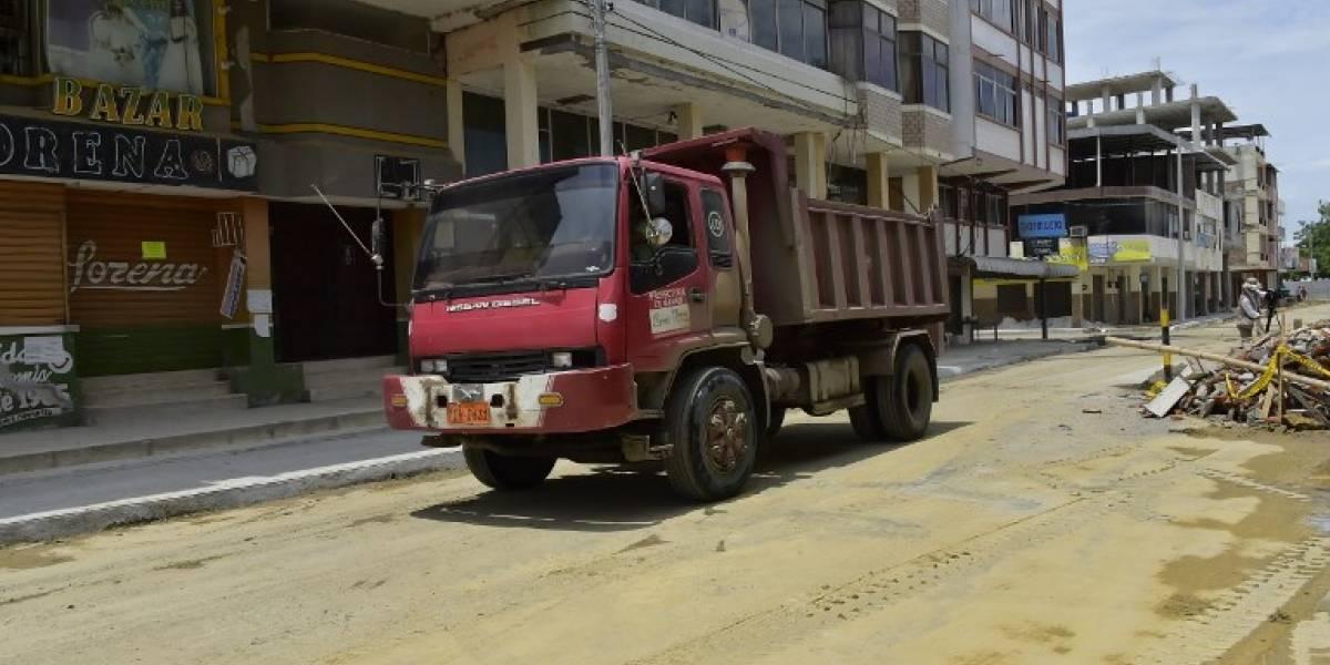 Sismo de 6 grados causa grietas en casas y cortes eléctricos en Ecuador