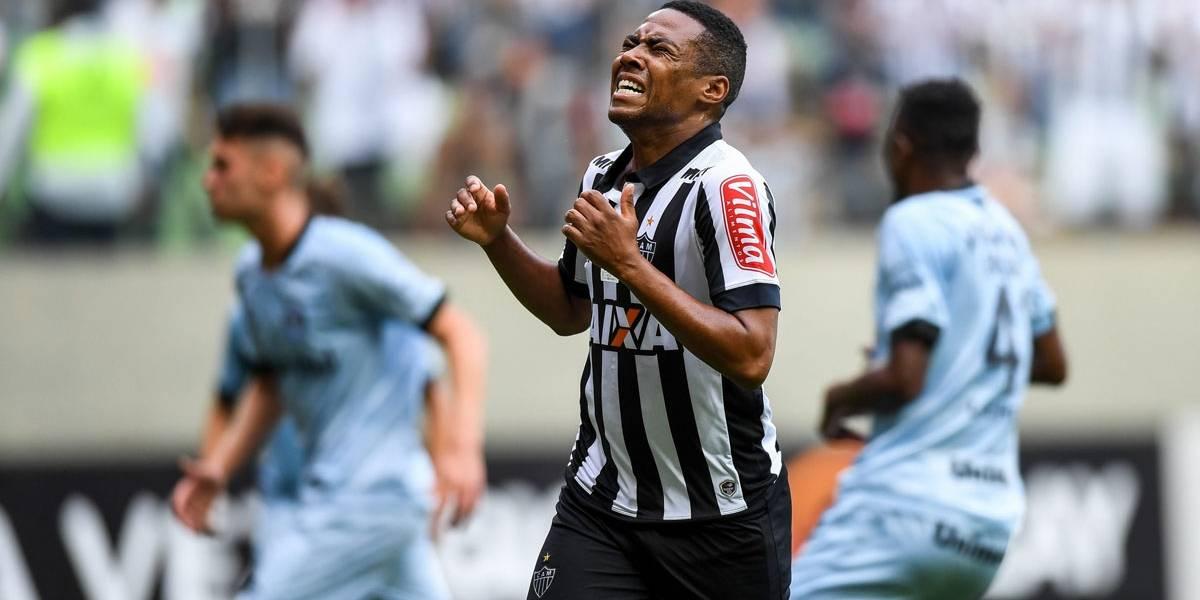 Empurrado pela torcida, Atlético Mineiro vira diante do Grêmio