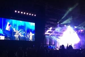 Concierto Bruno Mars en Quito