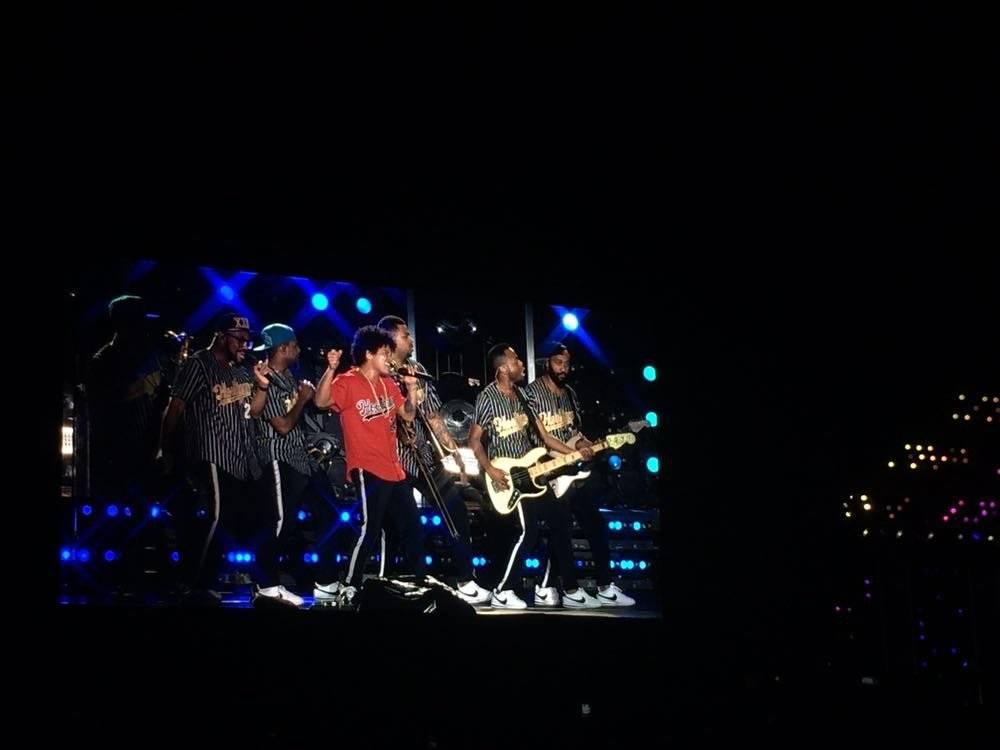 Bruno Mars, concierto en Quito METRO