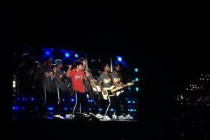 Bruno Mars, concierto en Quito