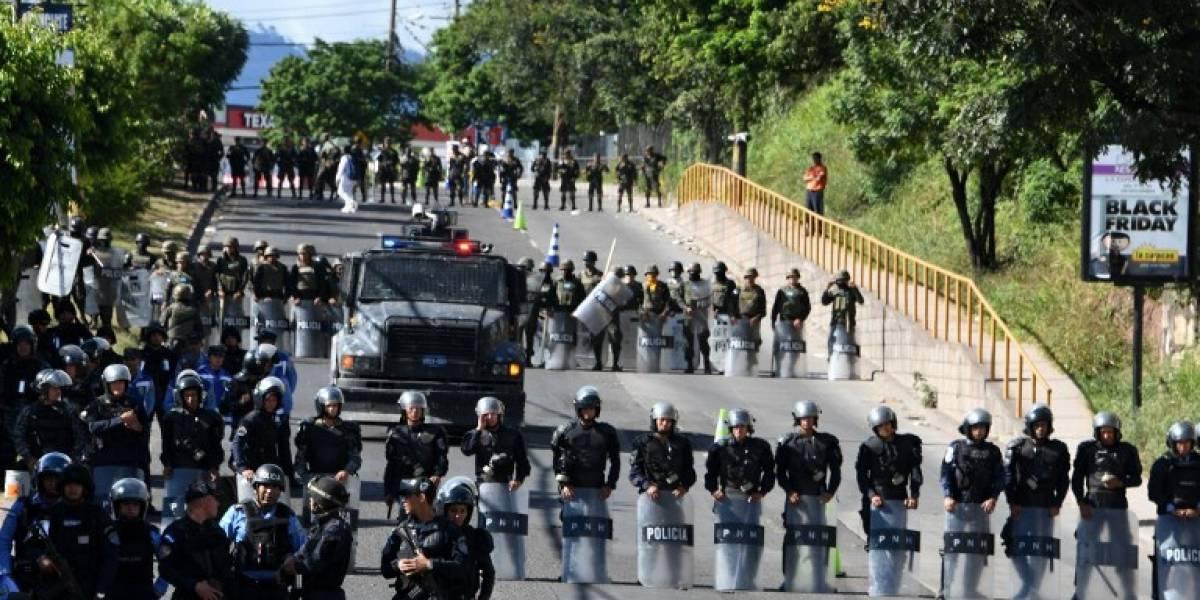 Las tres claves de la tensión en Honduras tras las elecciones