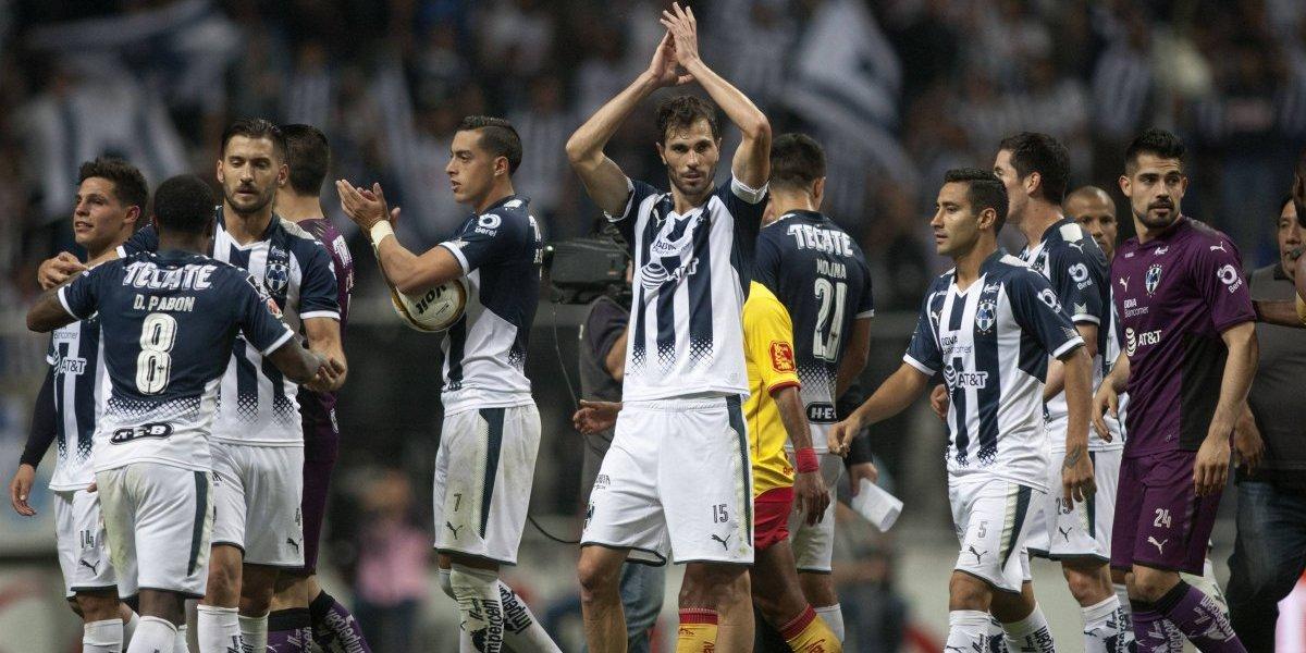 Monterrey eliminó al Morelia de los chilenos y enfrentará a Eduardo Vargas en la final mexicana