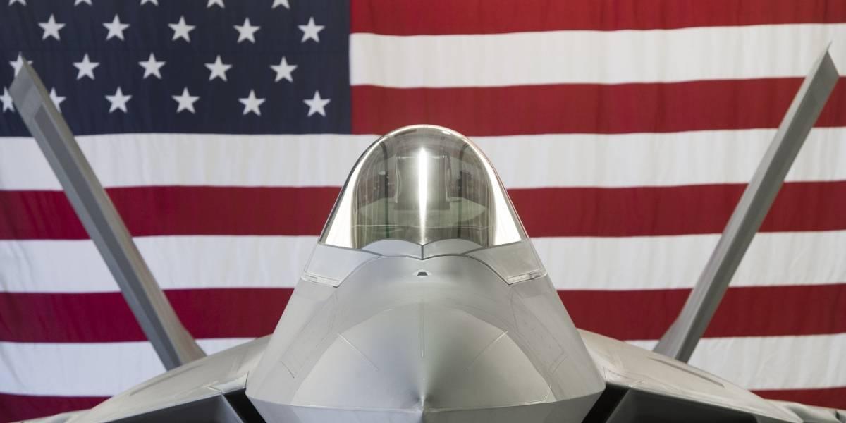 F-22 Raptor: el avión que busca intimidar a Corea del Norte