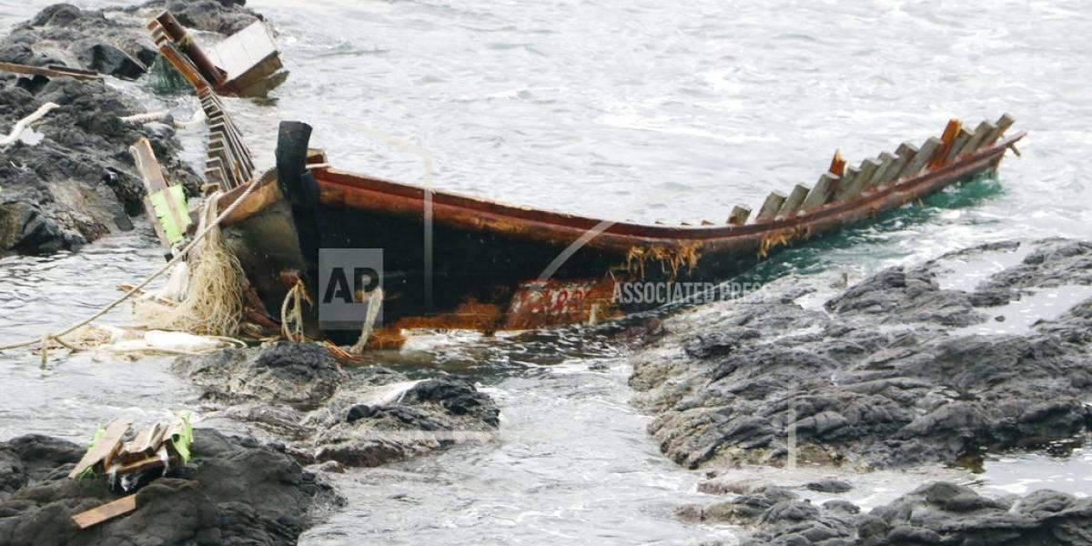 Japón: Aparecen cadáveres en playas; podrían ser norcoreanos
