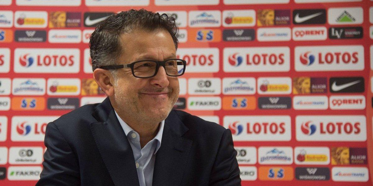 Pompilio Páez, ayudante de Osorio, dijo que la Final es el objetivo