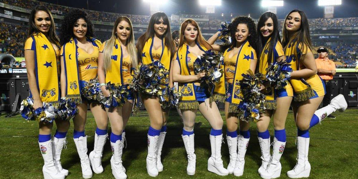 Las chicas de las semifinales del Apertura 2017