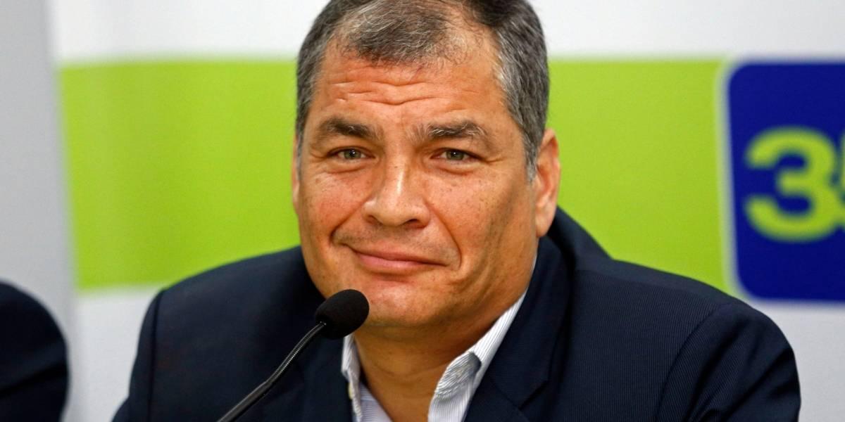 Alianza PAIS invita a despedir a Rafael Correa