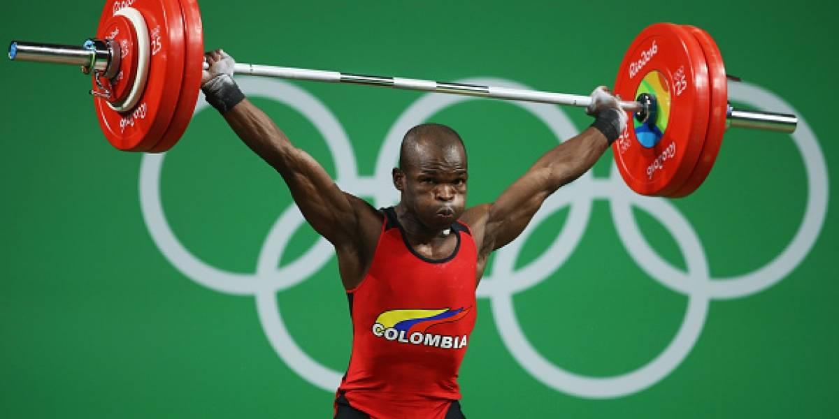 Recompensa por información sobre el asesino del pesista olímpico Edwin Mosquera