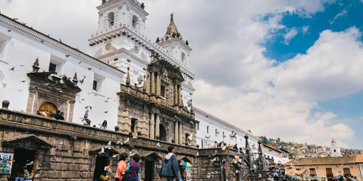 Condiciones atmosféricas para el feriado en Quito
