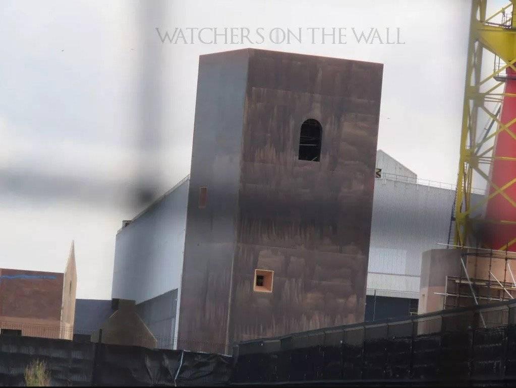 Watchers on the Wall/Reprodução