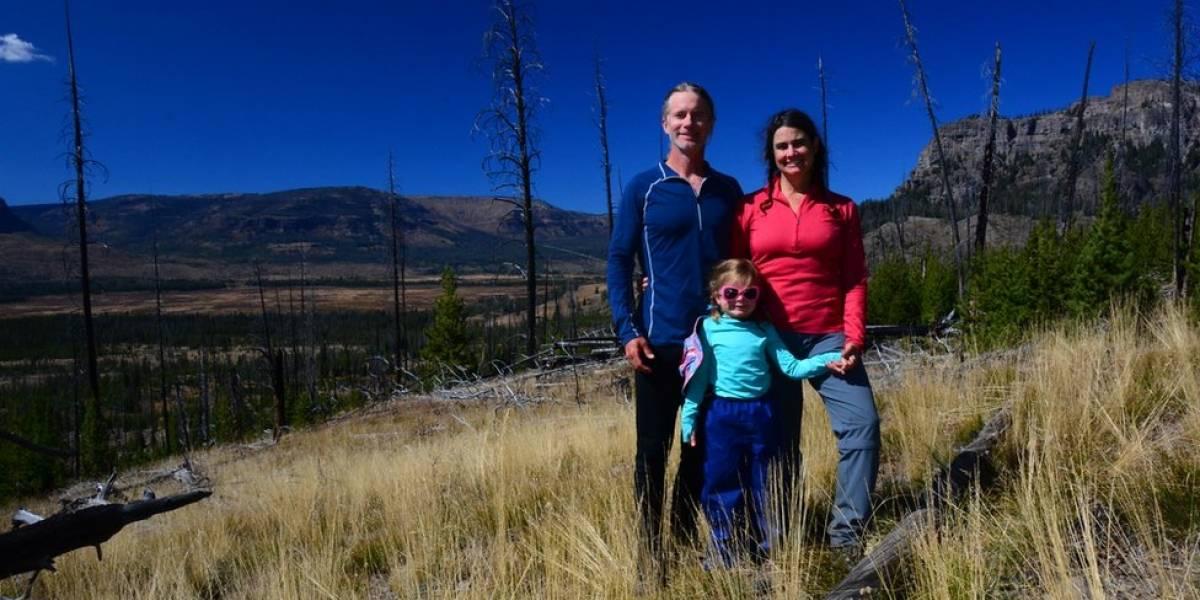 La pareja de científicos que visita los lugares más remotos de Estados Unidos
