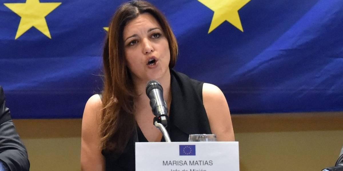 """""""El proceso está lejos de ser terminado"""": los observadores de la Unión Europea en las elecciones de Honduras piden """"flexibilidad"""" para que se presenten impugnaciones"""
