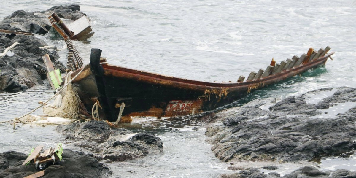 Aparecen tres cadáveres en playas de Japón
