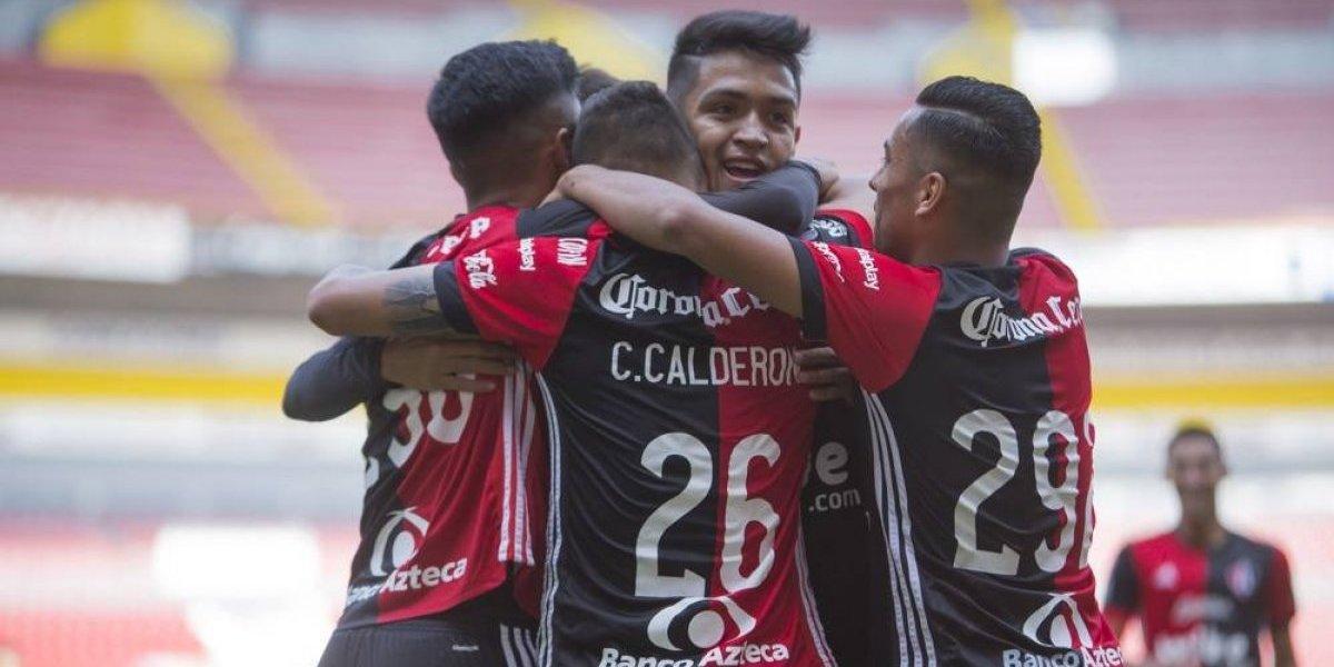 Atlas jugará la final Sub-20 miércoles y sábado