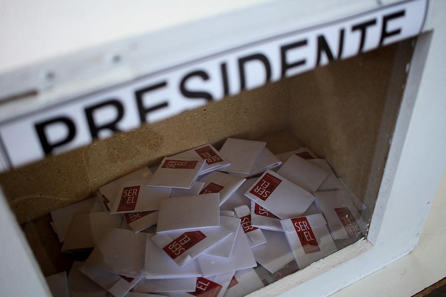 """Al menos dos denuncias sobre """"votos marcados"""" se han conocido hasta ahora"""