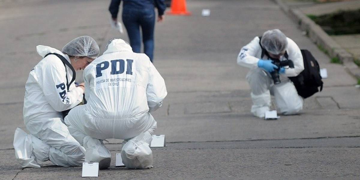 Balacera en estacionamiento de discoteque en Quilicura deja un inocente muerto