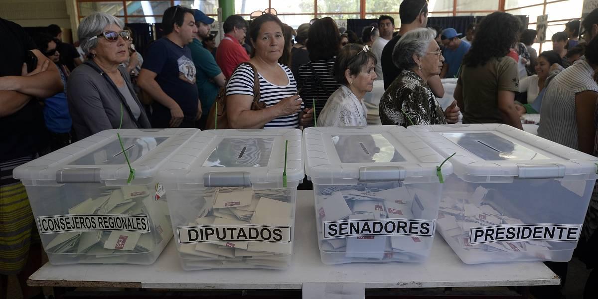 Servicio Electoral de Chile pide