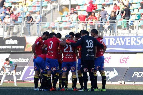 """La Unión """"jugó"""" dos partidos este domingo / imagen: Agencia UNO"""