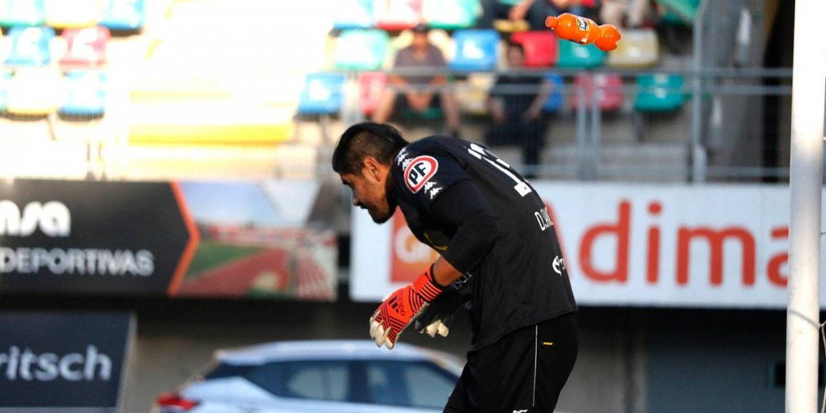 Trastienda de La Florida: Felipe Mora fue el invitado de lujo en un partido que terminó con el Mono Sánchez agredido