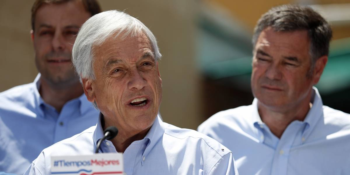 """Piñera responde a las críticas por denuncia de votos marcados: """"Siempre he sido muy responsable"""""""