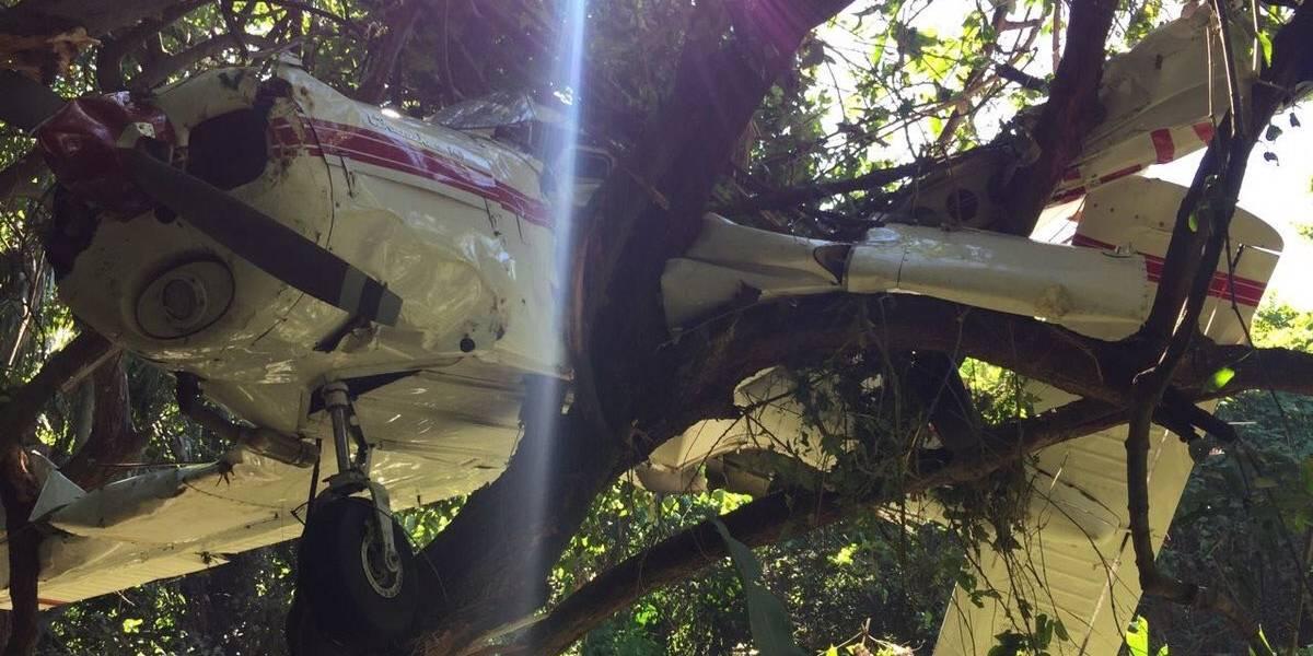 Se registra incidente aéreo en Escuintla