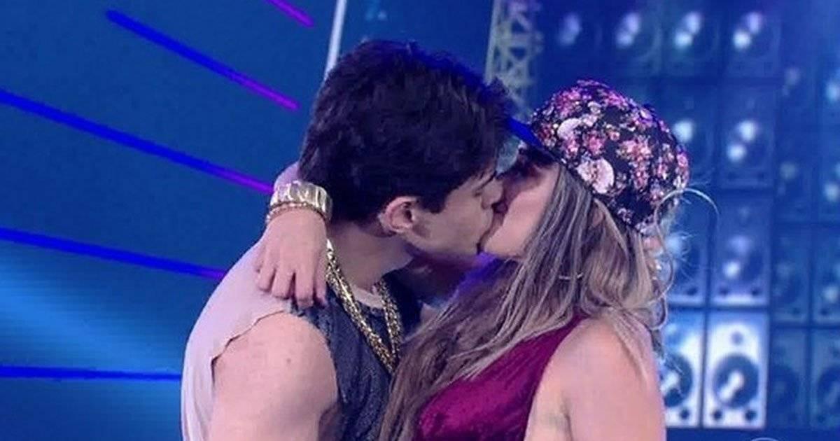 Lucas Veloso e Nathalia Melo Dança dos Famosos