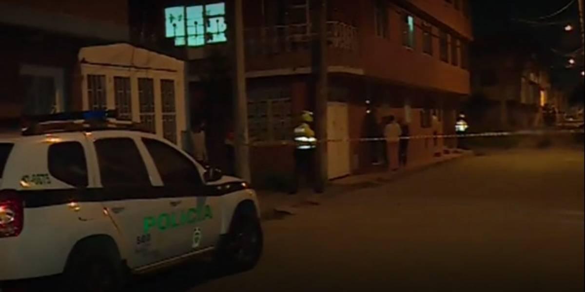 Hombre fue asesinado por supuestos amigos con los que departía en Bogotá