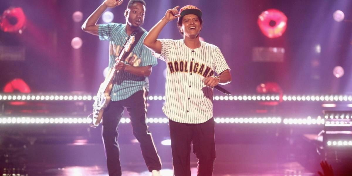 ¡Colombia quiere enloquecer con Bruno Mars!