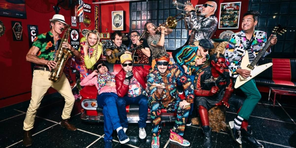 Los Autenticos Decadentes tendrá su primer MTV Unplugged