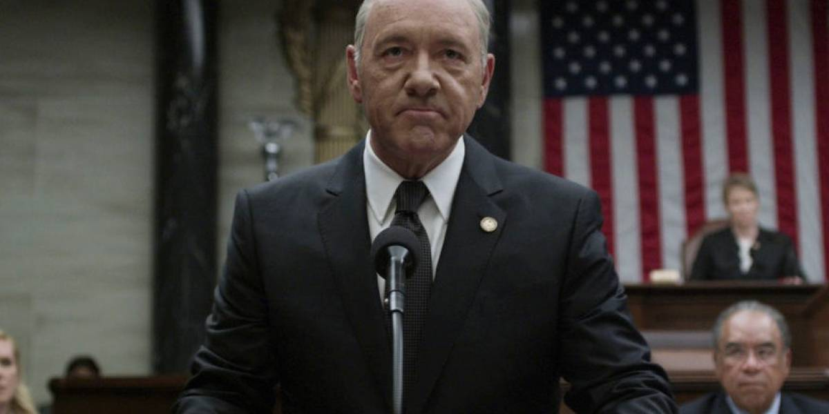 "Netflix confirmó el regreso de ""House of Cards"" sin Kevin Spacey"