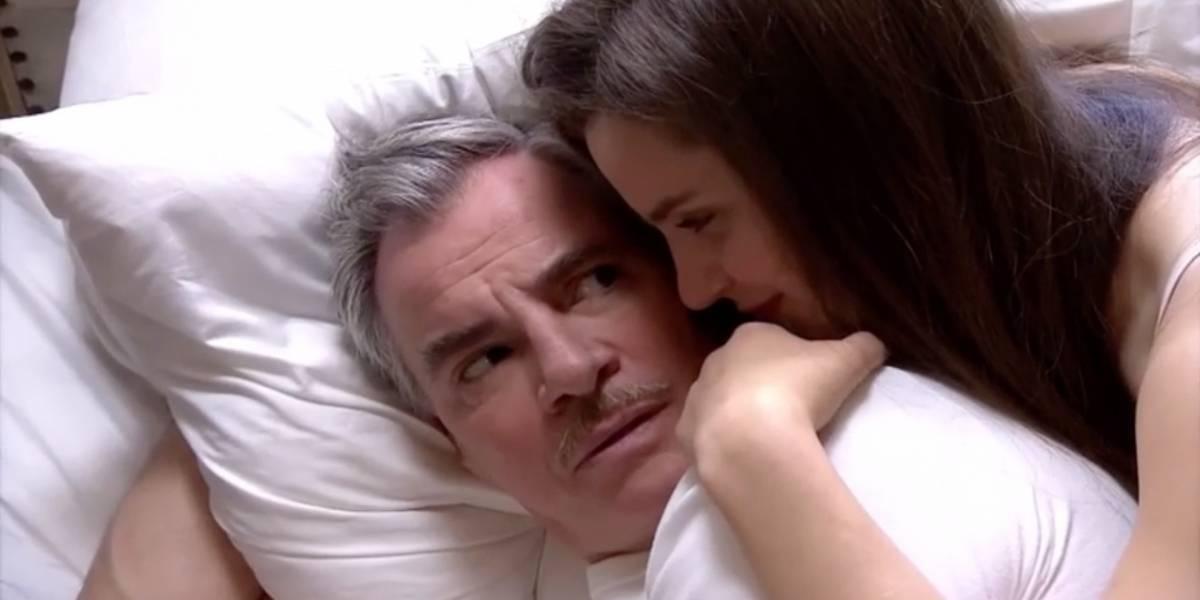 """""""Perdona nuestros pecados"""": La escena de Isabel y Armando en la cama que intriga a los televidentes"""