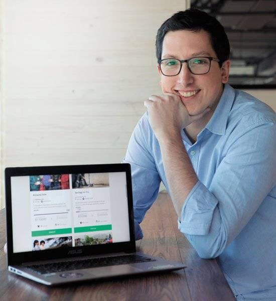 Augusto Mancuso, CEO de Glupa