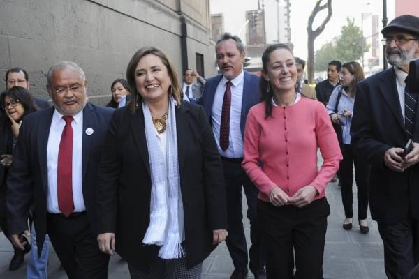 Mikel Arriola quiere gobernar la Ciudad de México
