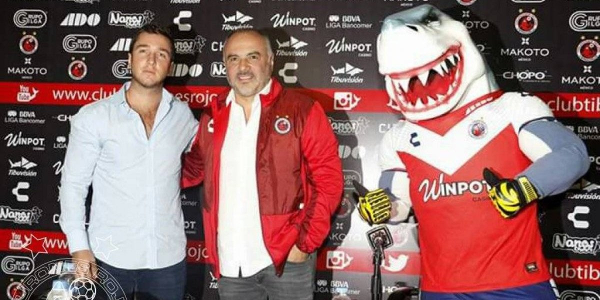 Memo Vázquez asegura que Veracruz será de Primera