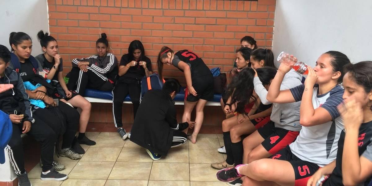 Torneo femenino de fútbol, 'inhumano'