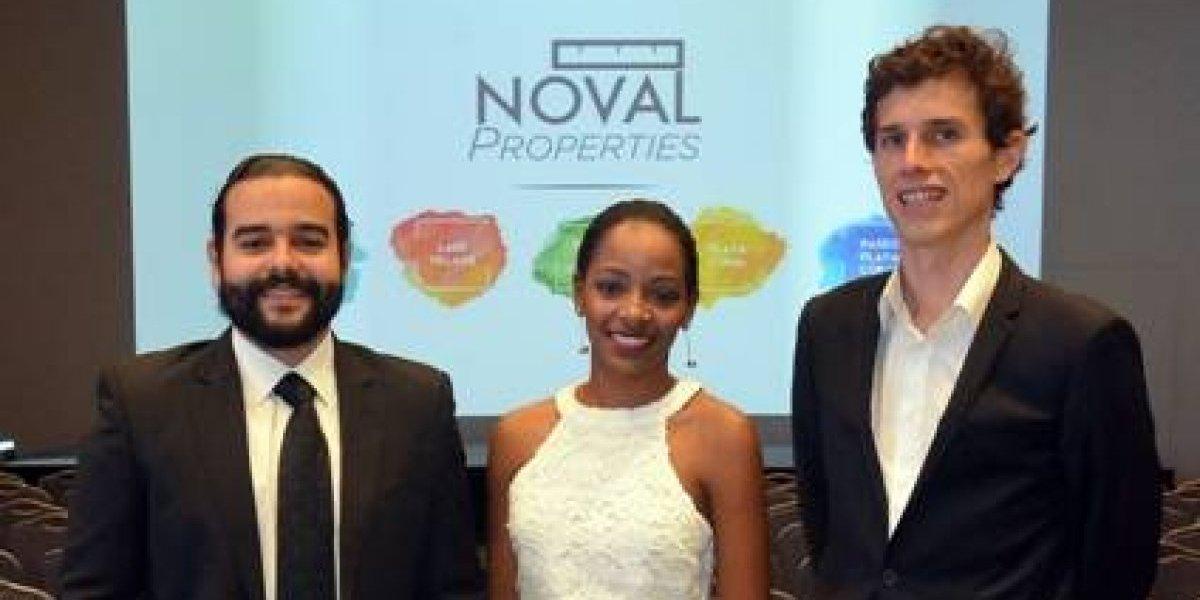 #TeVimosEn: Grupo Noval muestra proyectos Cana Pearl y Paseo Playa Coral