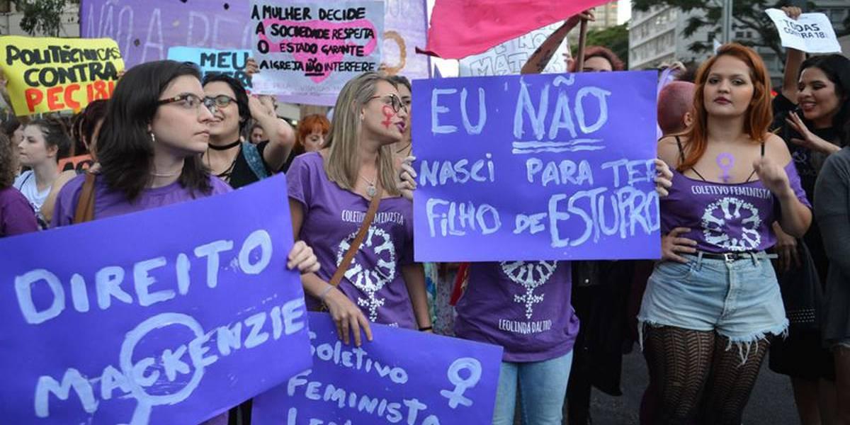 Quase 60% dos brasileiros são favoráveis ao aborto em caso de estupro