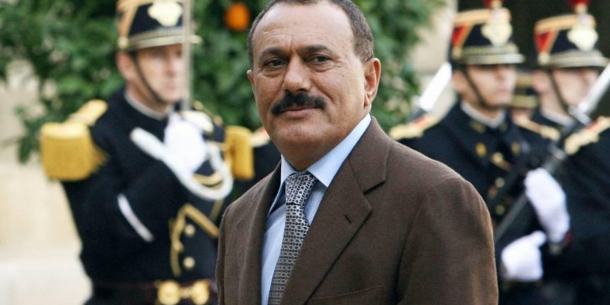 Expresidente de Yemen muere durante los combates en Saná