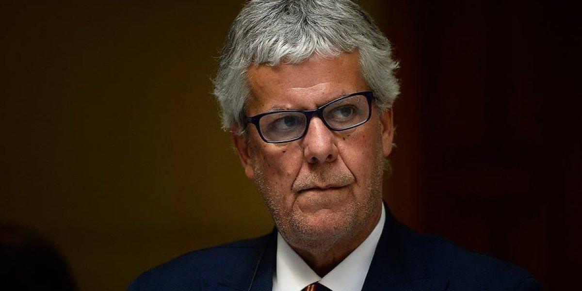 """Ministro de Hacienda y escándalo del BM: """"No es que Chile haya empeorado, lo que pasa es que se meten nuevos indicadores que no conocíamos"""""""
