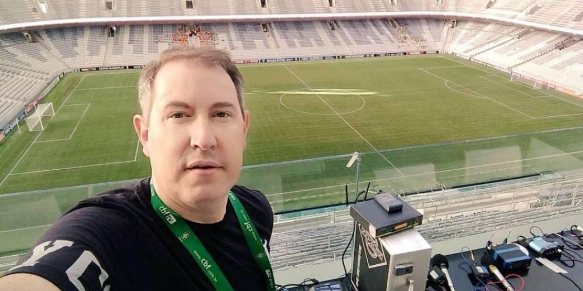 Sobrevivente, Rafael Henzel chora ao narrar gol da Chape; ouça