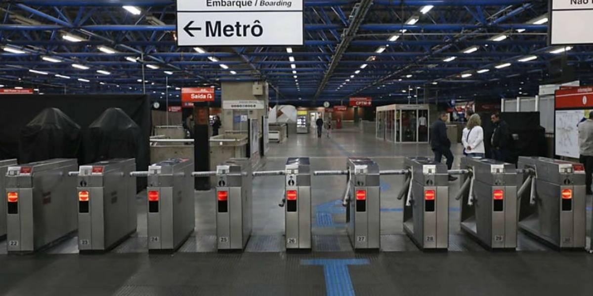 Veja como vai funcionar o Metrô no feriado de Ano Novo