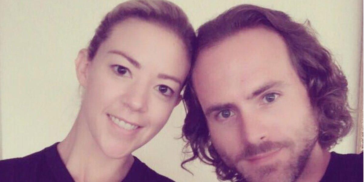 Fernanda Castillo y Erik Hayser presumen sus vacaciones por Zurich