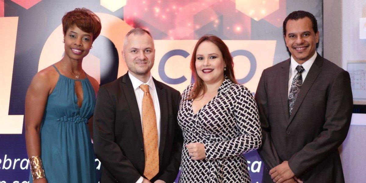CEO Consultoría celebra 10mo aniversario