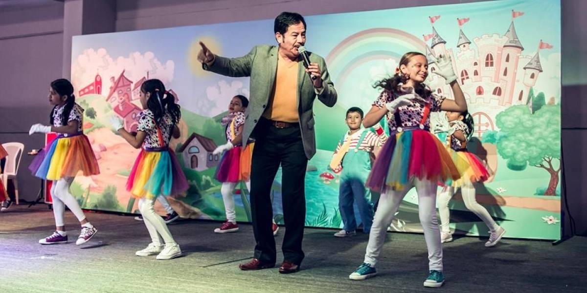 """Intérprete de """"El patito Juan"""" lanza nuevo álbum navideño para niños"""