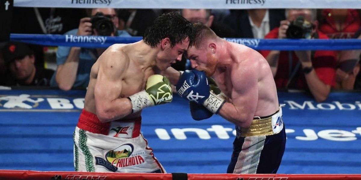 Pelea Canelo vs. Chávez Jr. fue el evento deportivo más demandado por mexicanos