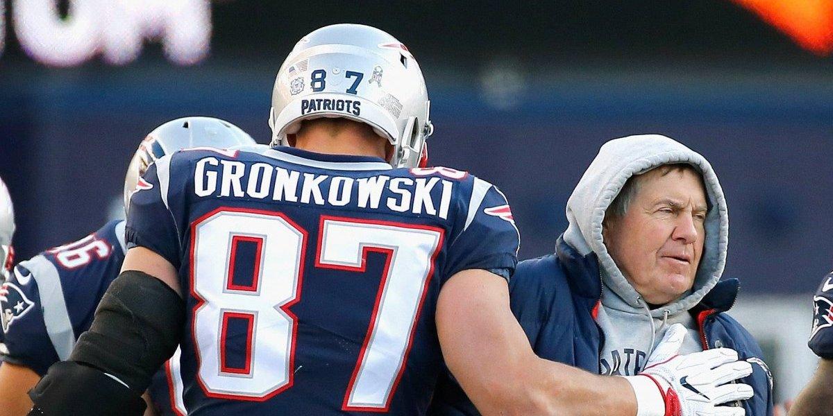 Rob Gronkowski es suspendido por indisciplina